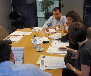 In-company English courses